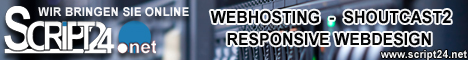 Streamhost24 - Wir Sponsern ihren Stream Server